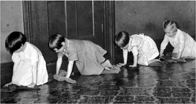 nudgee girls 1928