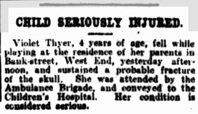 violet thyer 30 december 1927 courier mail copy